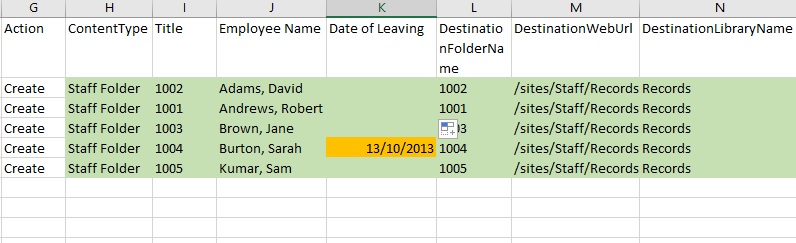 Excel_HR_DateOffLeaving